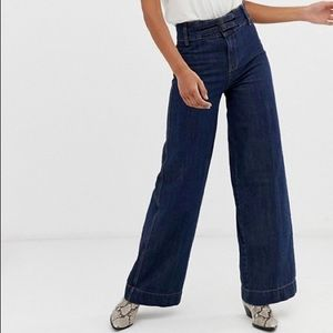 Free People Big Bell Jeans 25